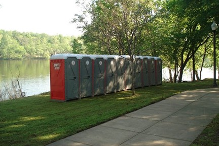 porta potty rental Tuscaloosa, AL